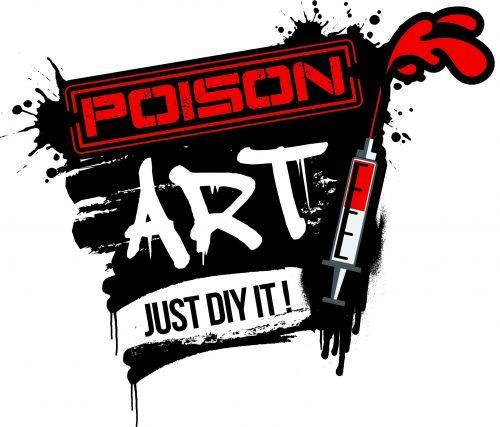 Revue Gamme de Concentres de Liquides Poison Art
