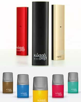 Koddo pods - Sel de Nicotine comment pourquoi et avec quoi l utiliser -