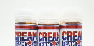 Eliquides Cream Team de Jam Monster Revue Ecrite Eliquides 324x160 - E-liquides -