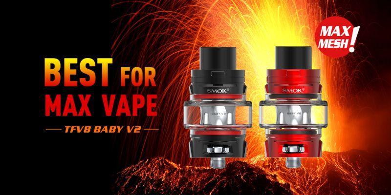 tfv8 baby v2 smok - Smok Mag Grip Kit 100w -