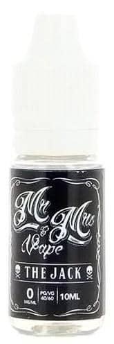 La gamme par Mr&Mrs Vape - Revue Eliquides Ecrite